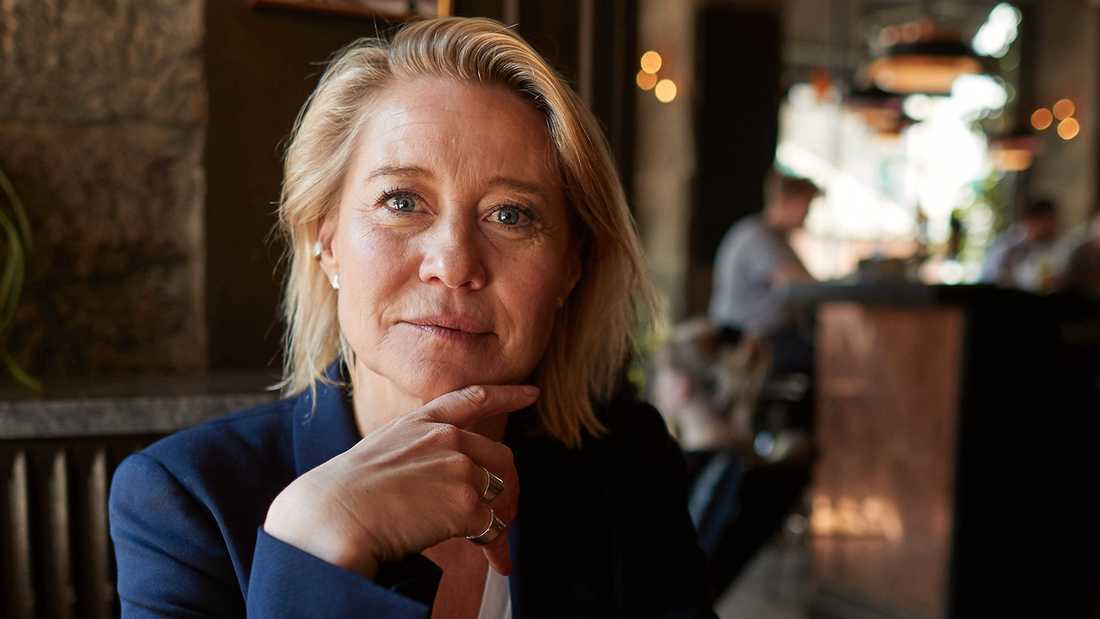Trine Dyrholm.