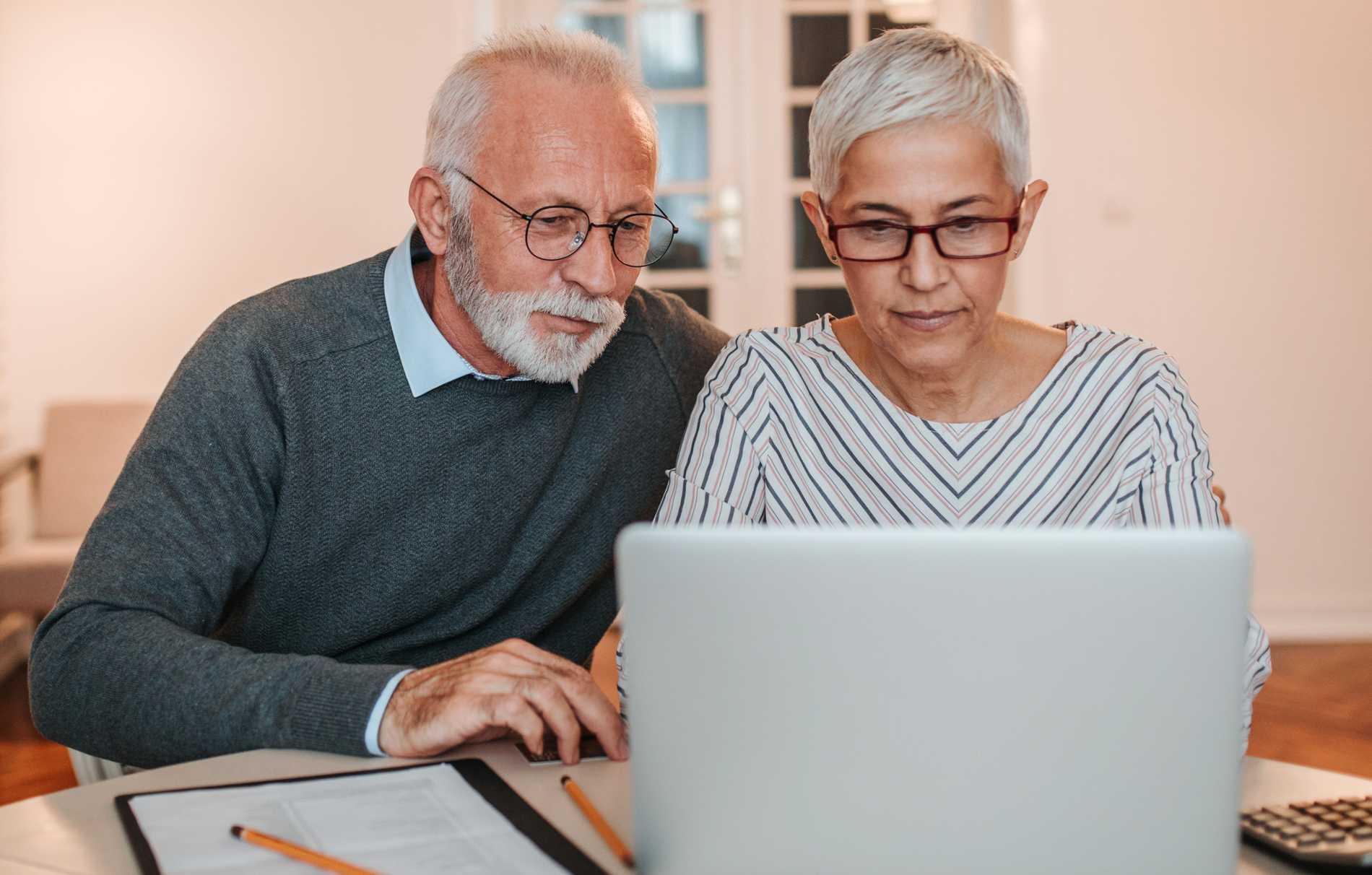 Du måste vara över 65 för att komma i fråga för bostadstillägget.