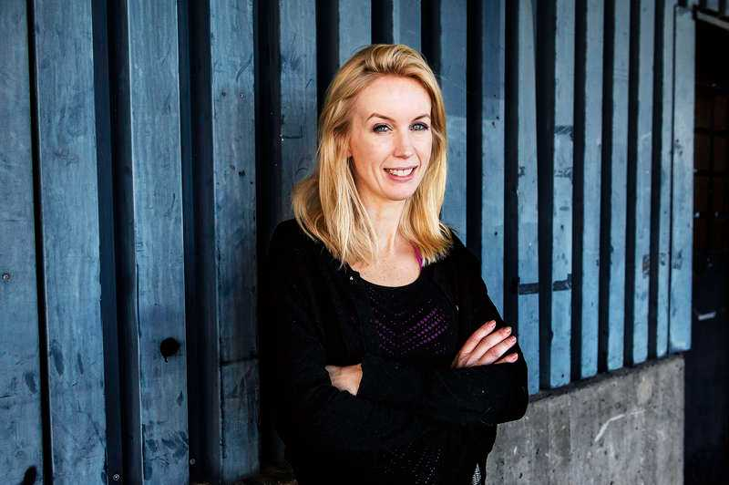 Jenny Strömstedt.