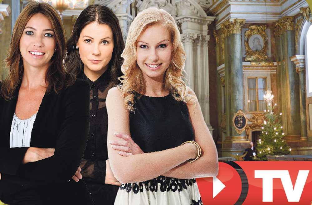 kunglig show  Aftonbladet TV storsatsar under prinsessan Madeleines och Chris O'Neills bröllop. Karin Magnusson och Cecilia Benedelle kommer att lotsa tittarna genom den 12 timmar långa maratonsändningen tillsammans med hovexperten Jenny Alexandersson.