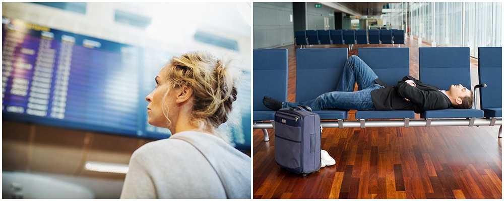 Ansök om ersättning i god tid för försenat flyg.