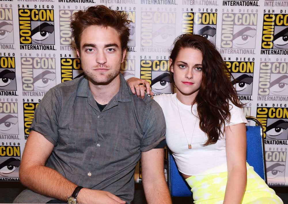 Robert Pattinson och Kristen Stewart kommer att återförenas även på röda mattan.