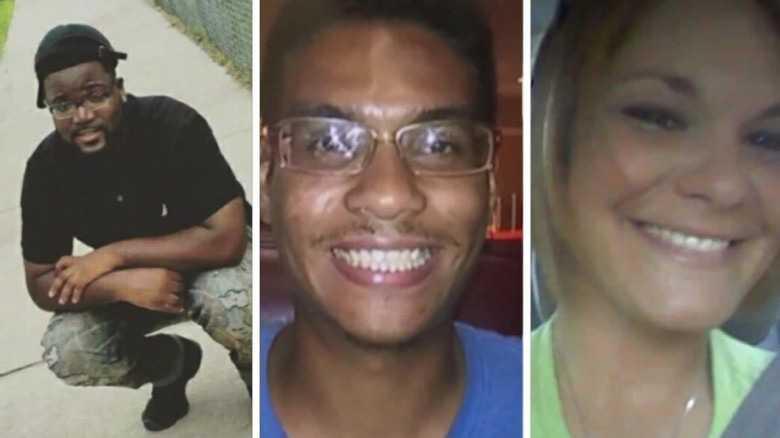 Benjamin Mitchell, Anthony Naiboa och Monica Hoffa har alla tre mördats i Seminole Heights de senaste två veckorna.