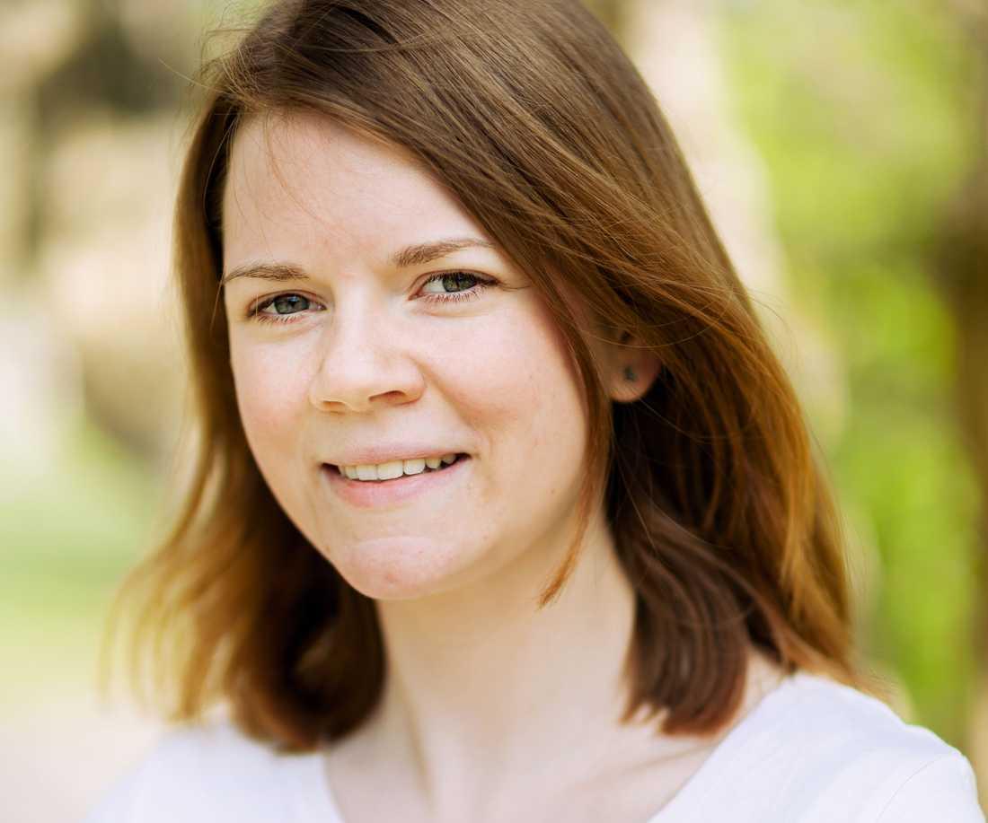Anna Harenius, sakkunnig etolog på Djurens rätt.