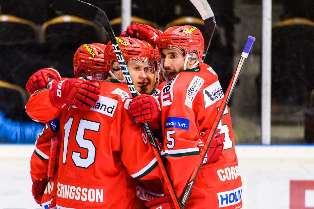 Modo körde över Väsby med 7–2.