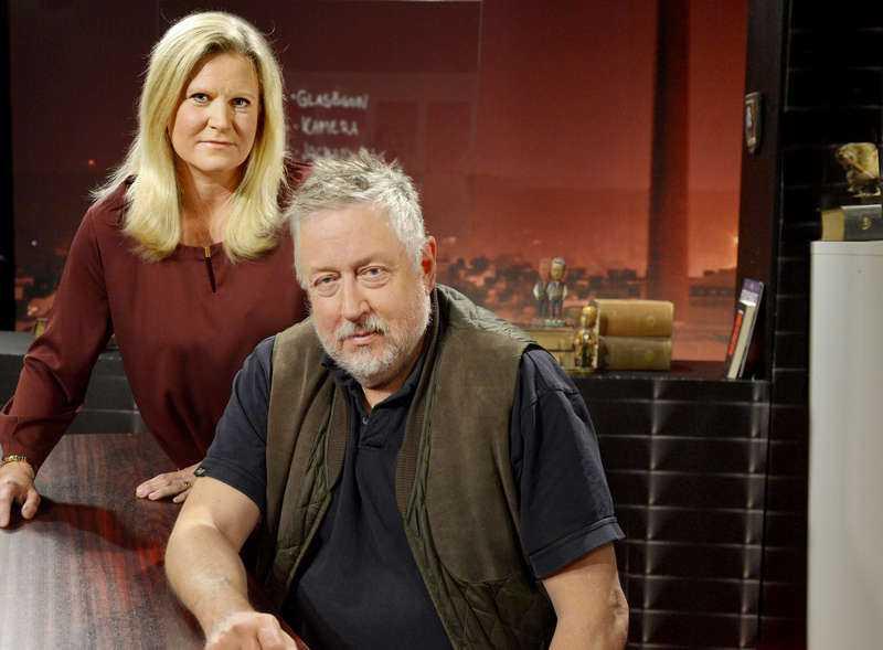 På tisdagkvällar grottar Camilla Kvartoft och Leif GW Persson ner sig i kriminalhistorier och olösta fall.