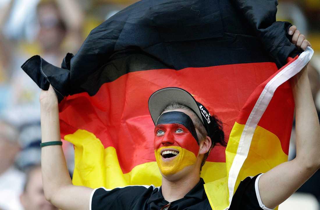 VÄRLDENS MEST POPULÄRA LAND Enligt BBC:s årliga kartläggning World country rating poll är Tyskland det land i världen som flest har en positiv bild av (59 procent).