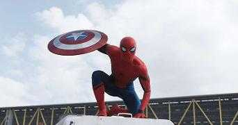 """""""Captain America: Civil war""""."""