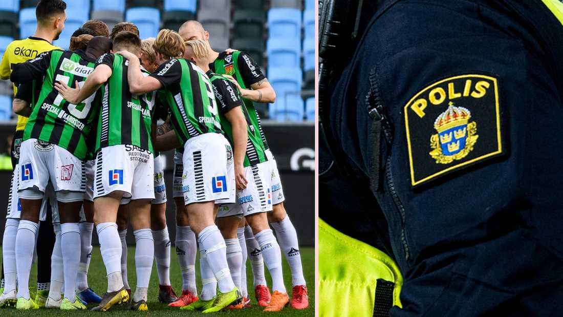 Flera Gais-matcher utreds för matchfixning, men klubben är inte misstänkt som förening.