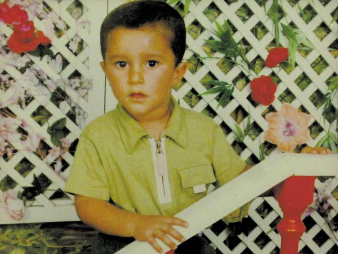 Mohammed Ammori, 8, mördades på väg till skolan den 19 oktober 2004.