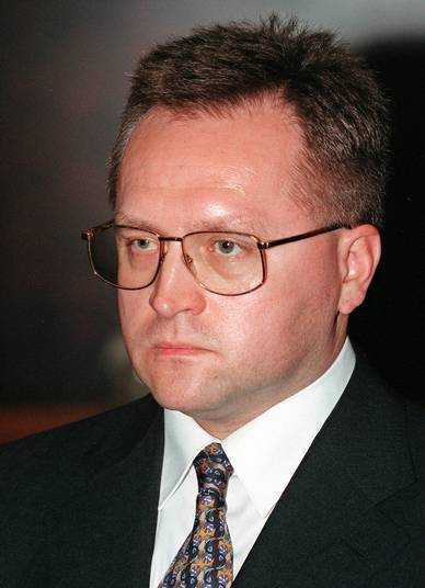Mikhail Vanin, rysk ambassadör i Danmark.