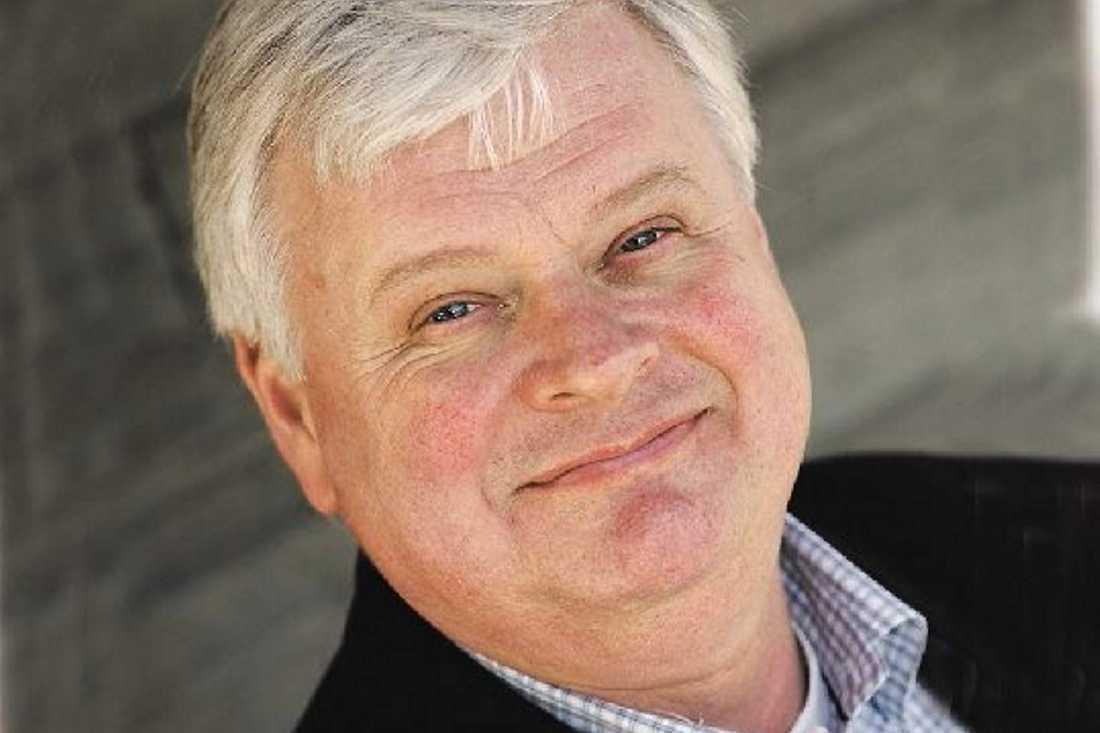 Lars-Ingvar Ljungmann, ordf partidistriktet Skåne