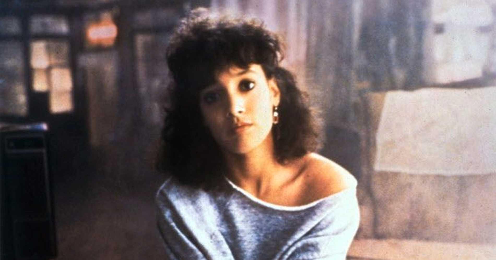 "Jennifer Beals i ""Flashdance""."