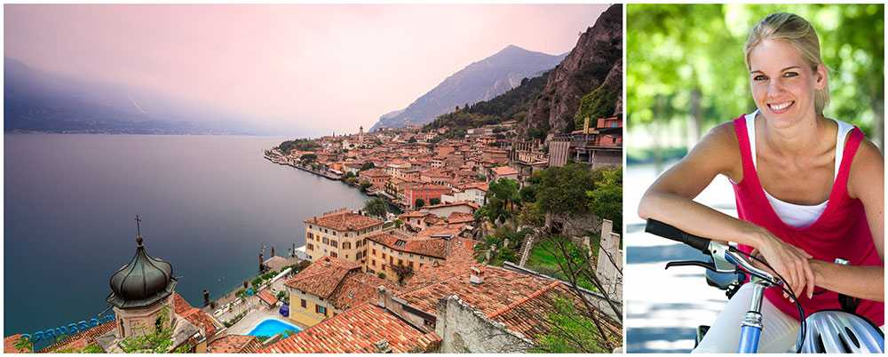 Om några år kan du cykla runt den vackra Gardasjön.