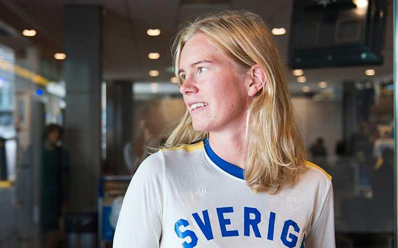 Maja Reichard jagar sin fjärde medalj i Paralympics