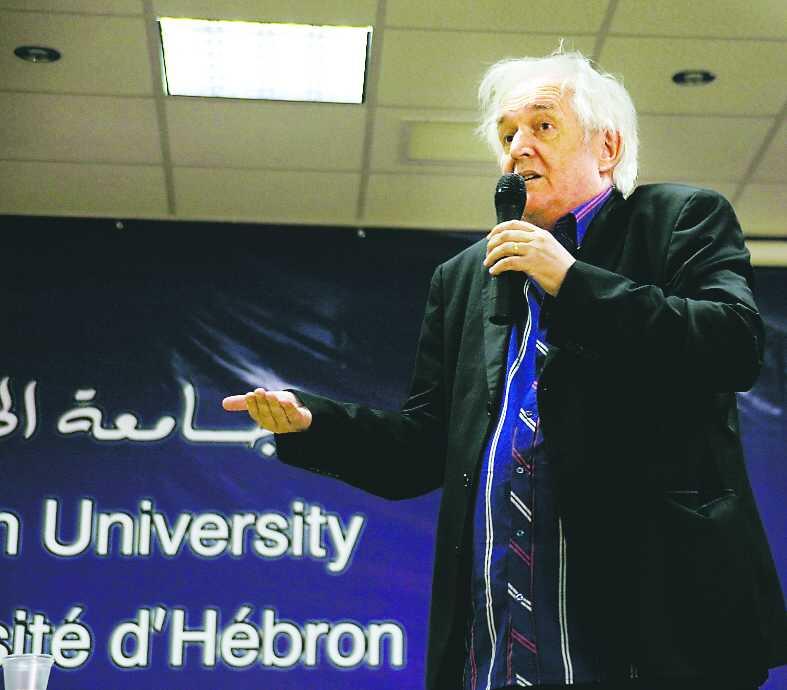 Henning Mankell var själv en av de författare från hela världen som deltog i den palestinska litteraturfestivalen 23–28 maj. För Aftonbladet skriver han om resan och varför dagarna är räknade för Israel.