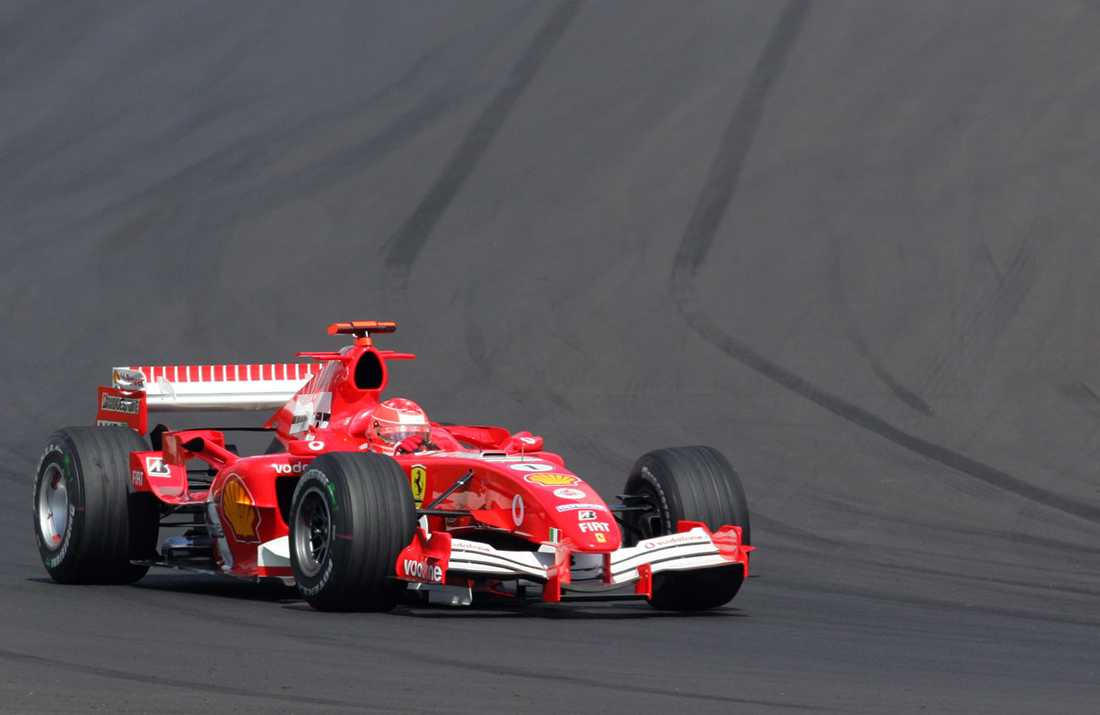 2005 Turkish Grand Prix.