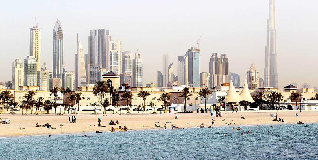 Jumeirah Beach öppnar inte igen förrän tidigast i slutet av 2016.