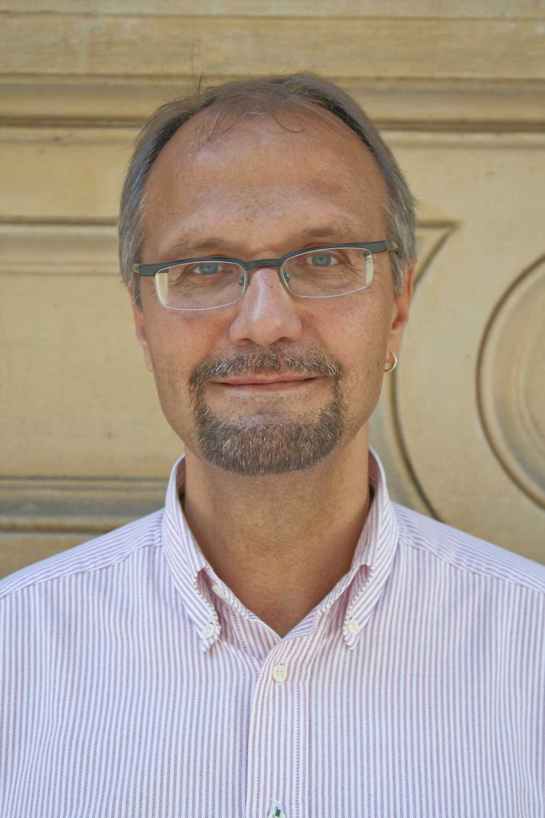 Ulf Bjereld.