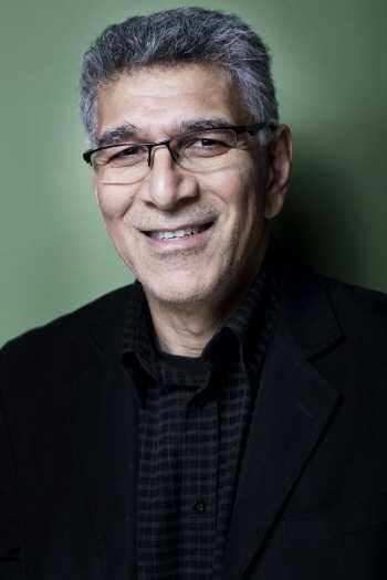 Masoud Kamali.