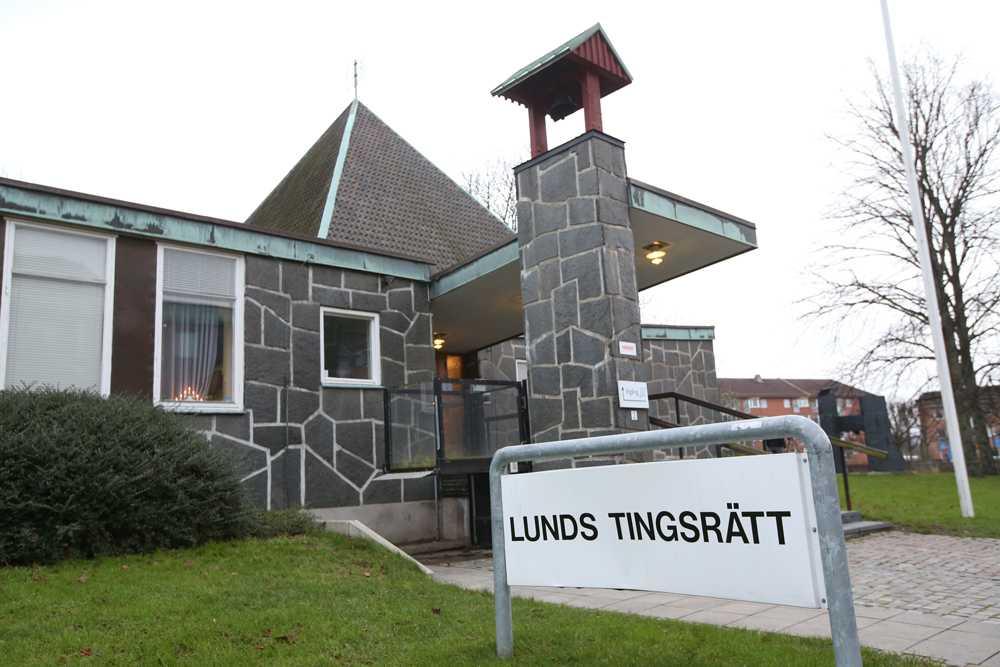 Lunds tingsrätt dömde Runnemark till livstids fängelse.