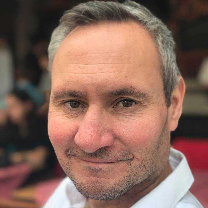Joakim Silva, HR-direktör för region Jönköpings län.