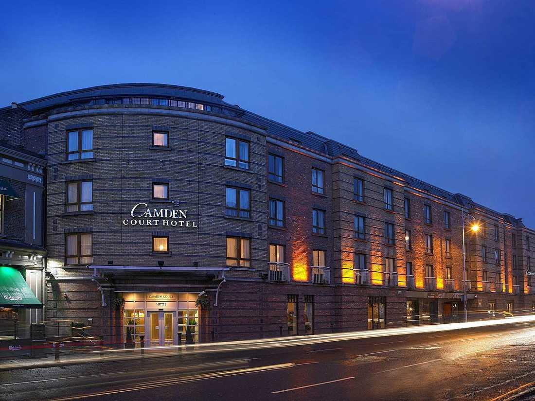 Hotellet i Dublin kostade över 83 000 kronor för de 25 deltagarna från Hyresgästföreningen.