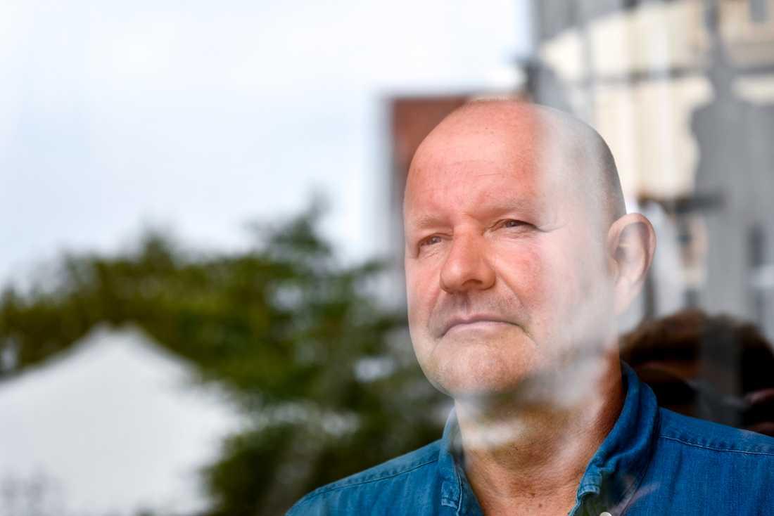 – Jag tror alla aktörer är ganska mycket mer på tå jämfört med i fjol, säger MSB-chefen Dan Eliasson apropå brandberedskapen inför sommaren, här fotograferad i Visby under Almedalsveckan.