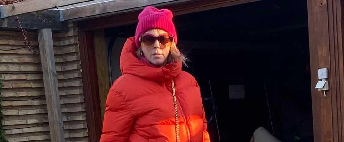 """Camilla Mårinus, administratör till Facebookgruppen """"På Limhamn""""."""