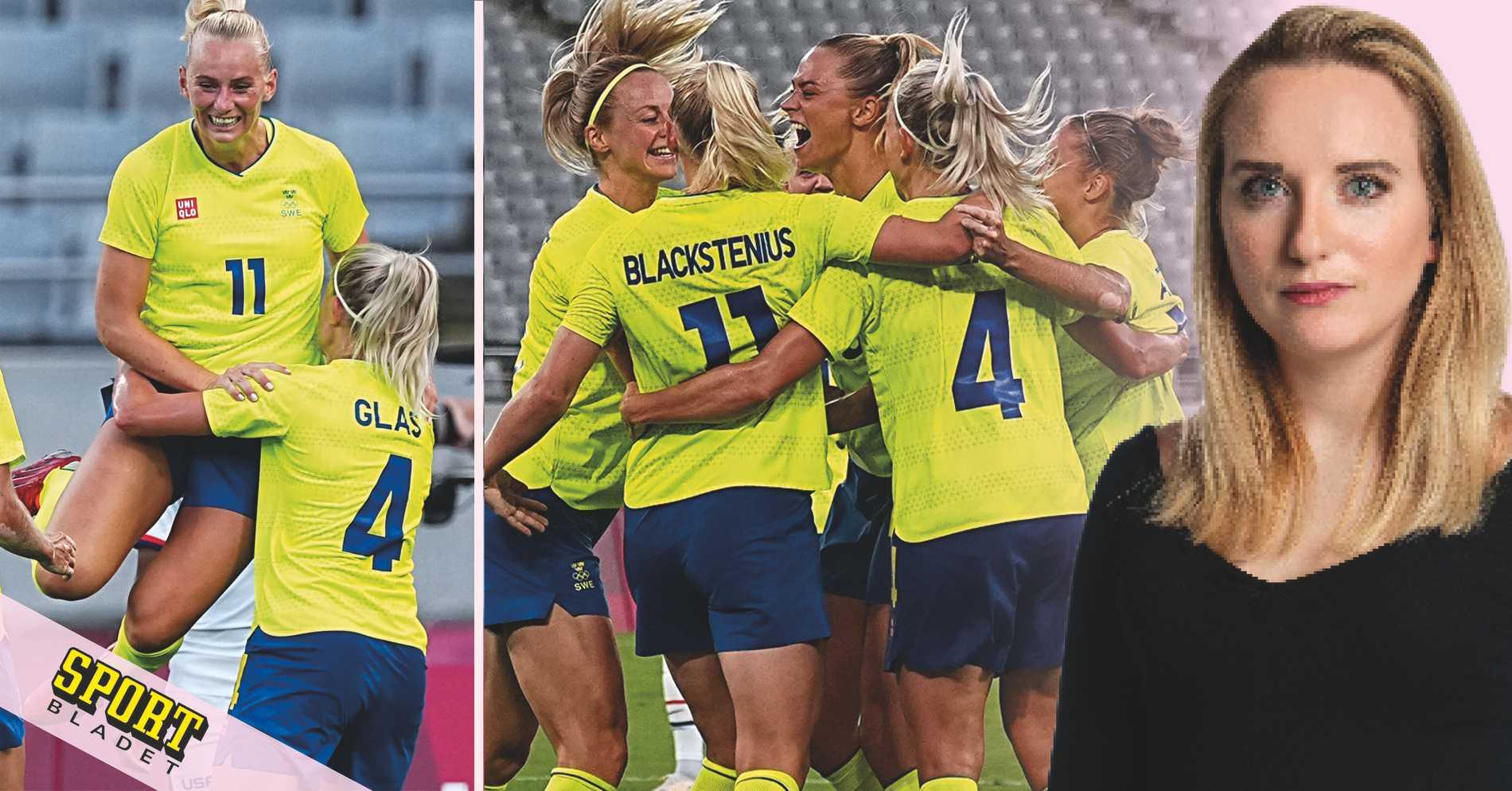 Fagerlund: Sveriges bästa insats någonsin