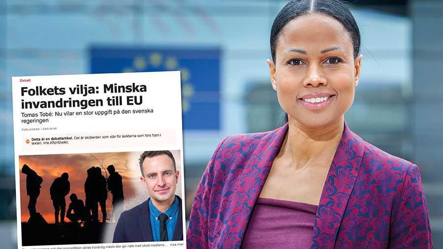Moderaterna, som många har förknippat med ansvarstagande och anständighet, vill tillsammans med sina nya vapendragare SD och KD göra Sverige sämst i klassen på solidaritet, skriver Alice Bah Kuhnke.
