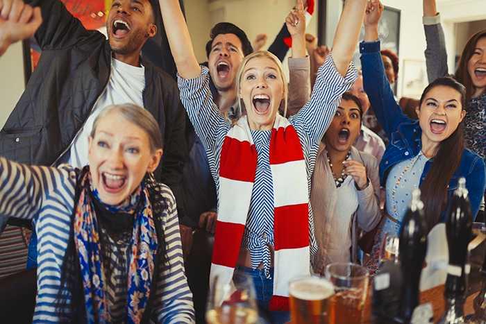 VM på utlandssemestern, här kan du se matcherna.