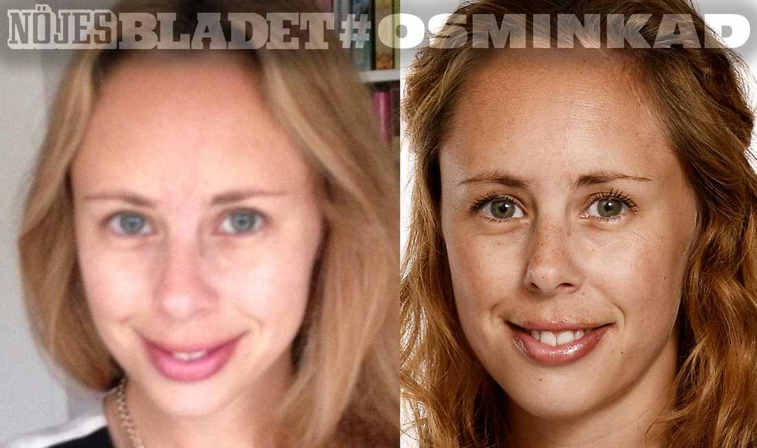Nöjesbladets reporter Helena Trus.