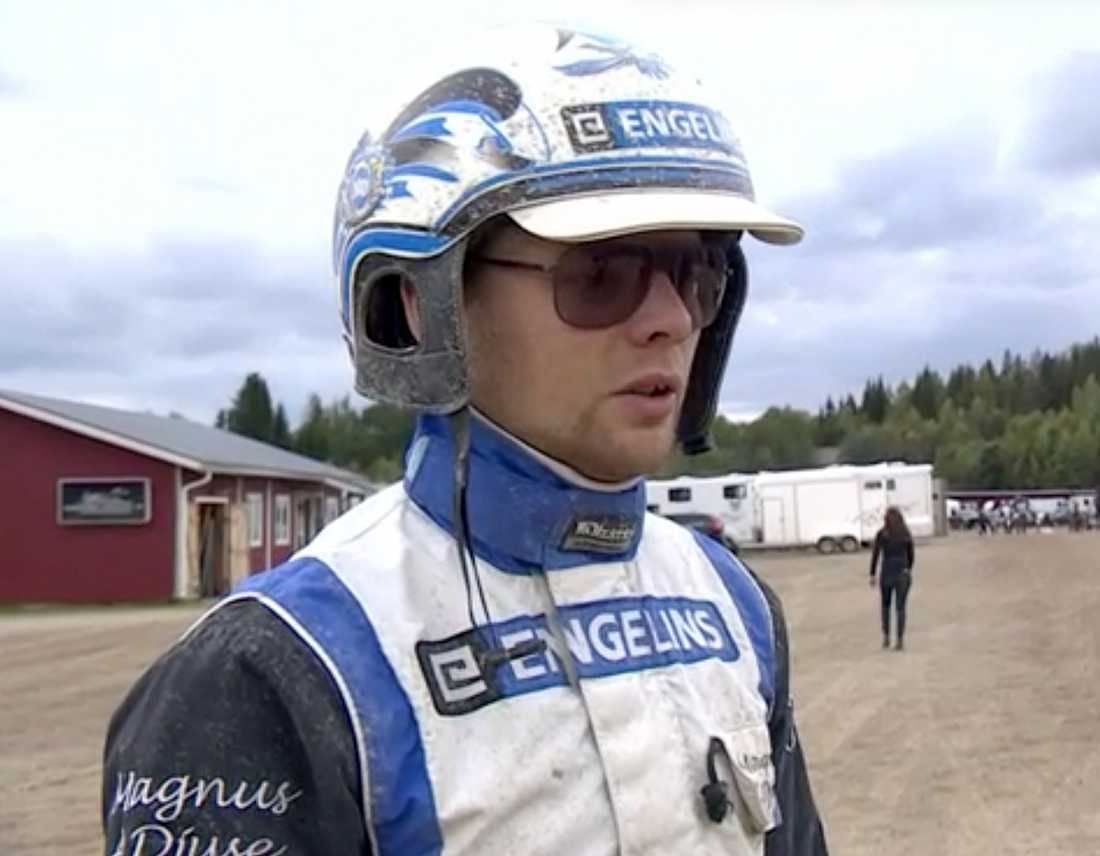 Magnus A Djuse.