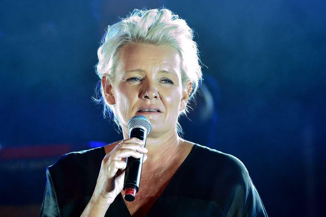 """Eva Dahlgren har gjort en av Löfvens favoritskivor – """"Snö"""""""