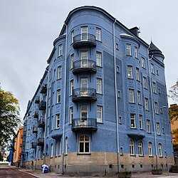 Vasahuset i Uppsala.