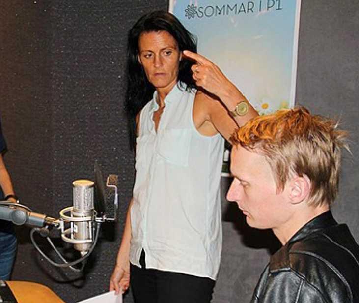 Lena Tideström-Sagström var producent för Kristian Gidlunds hyllade sommarprat.