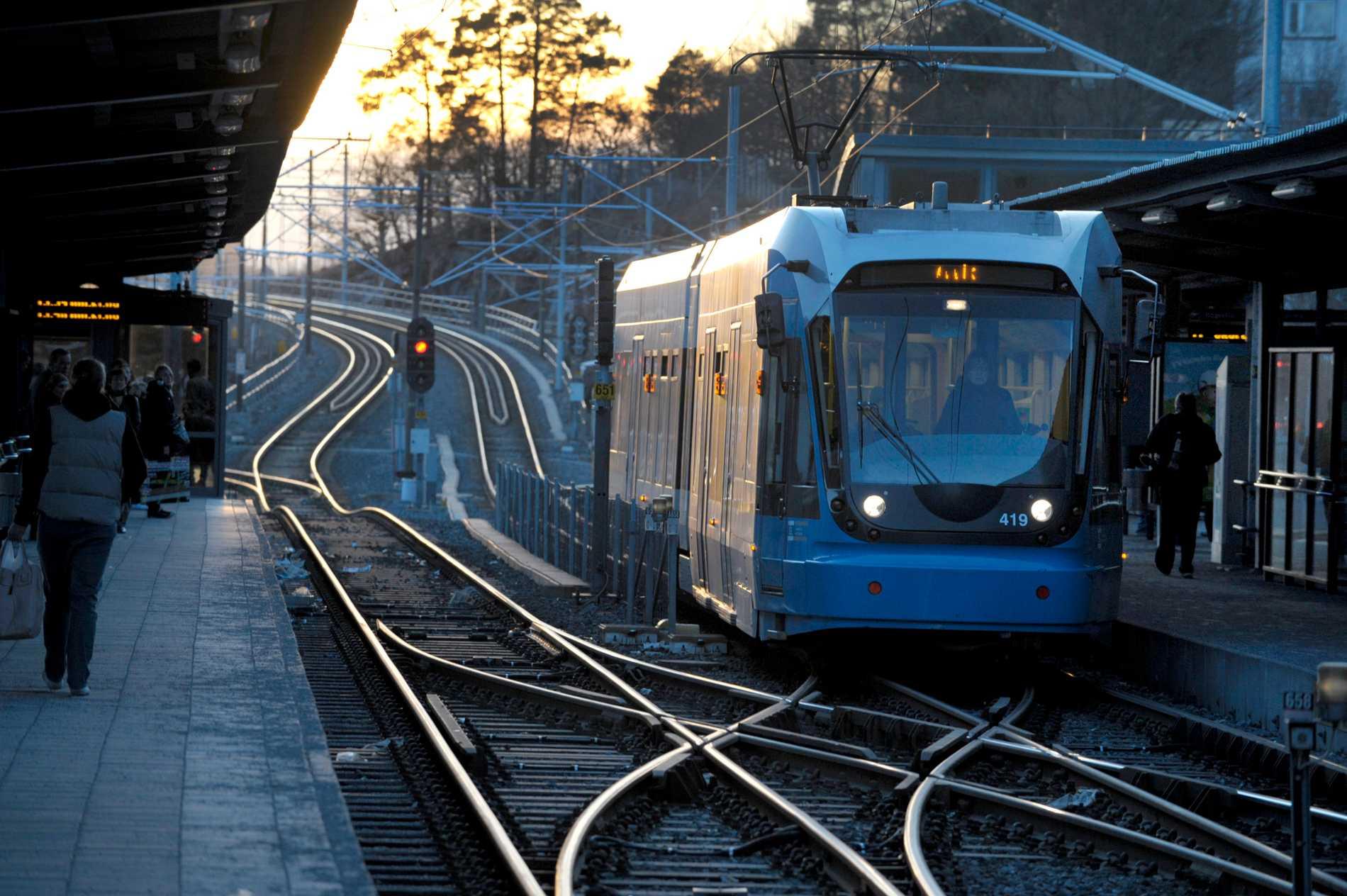 18 000 utan ström i västra Stockholm