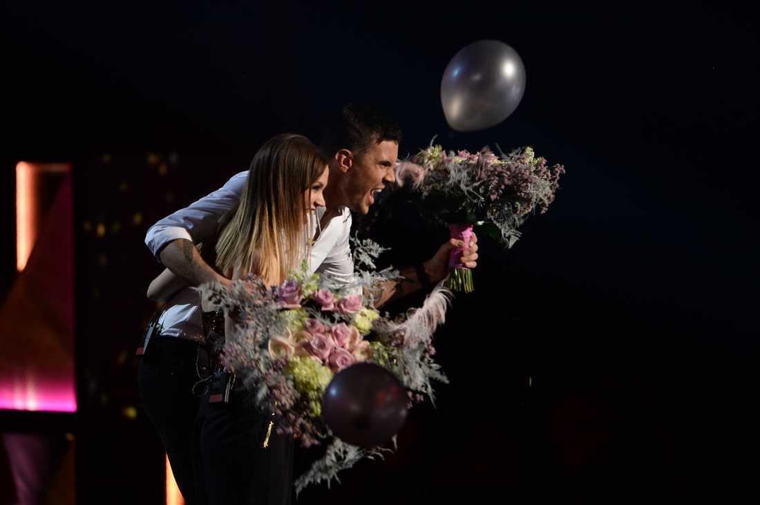 P4 Upplands lyssnare tror på Frans i Melodifestivalen - P4