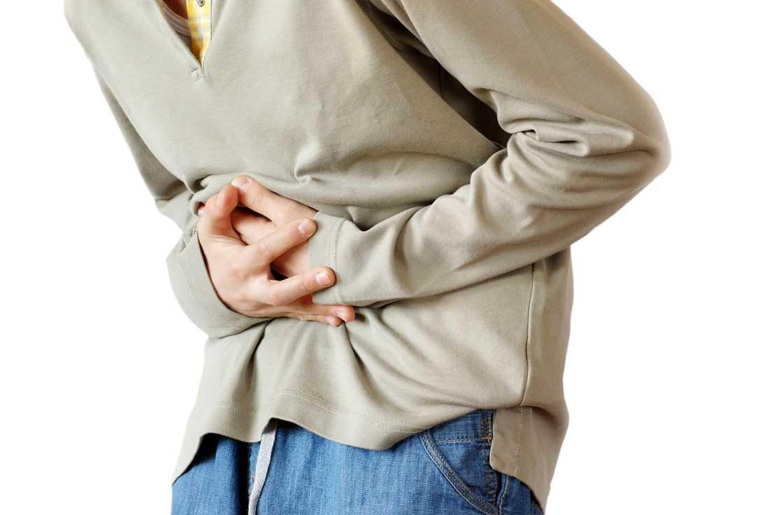 IBS står för Irritable bowel syndrome (känsliga tarmar)