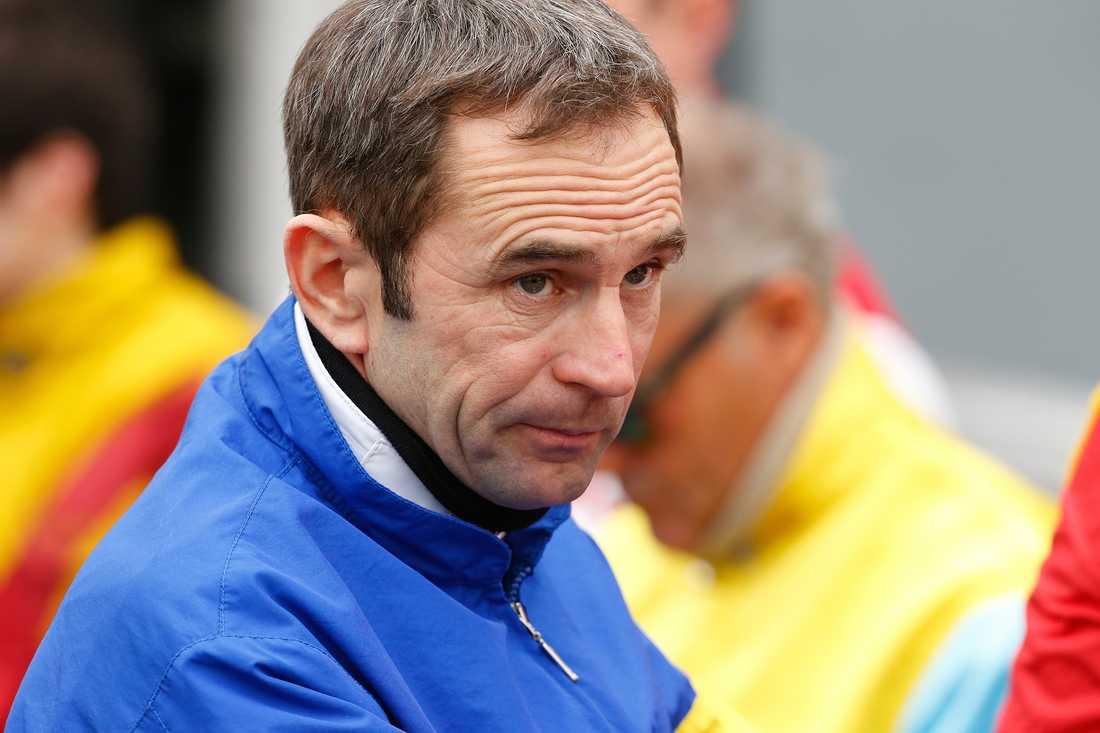 Jean-Michel Bazire tränade stjärnhästen.