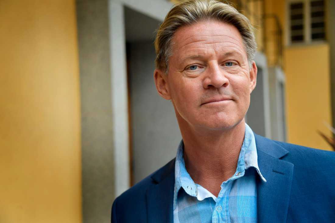 Mikael Sandström.