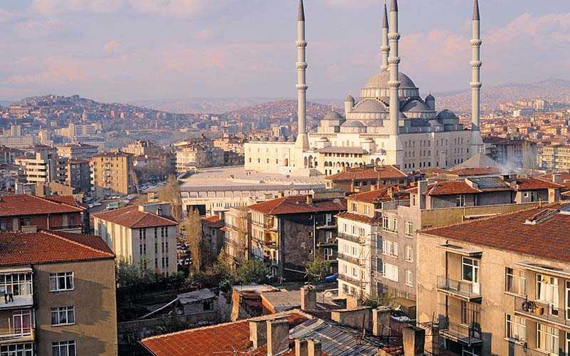 Ankara, Turkiet