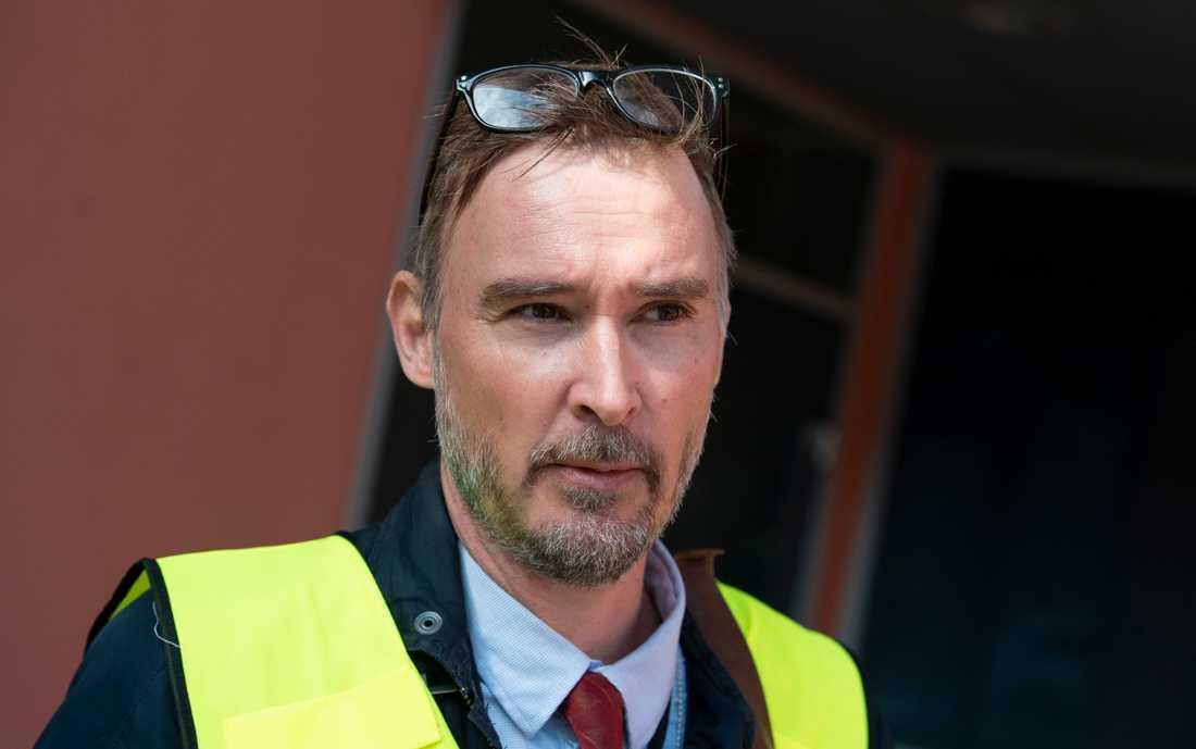 Jesper Liedholm, analytiker på Tullverket, befarar att lagskärpningen inte blir tillräckligt kraftfull.