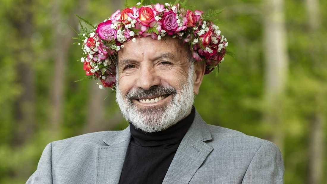 Awad Olwan – imamen från stockholmsförorten Fisksätra.