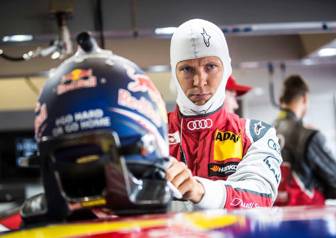 Nu kör Mattias Ekström för titeln i DTM