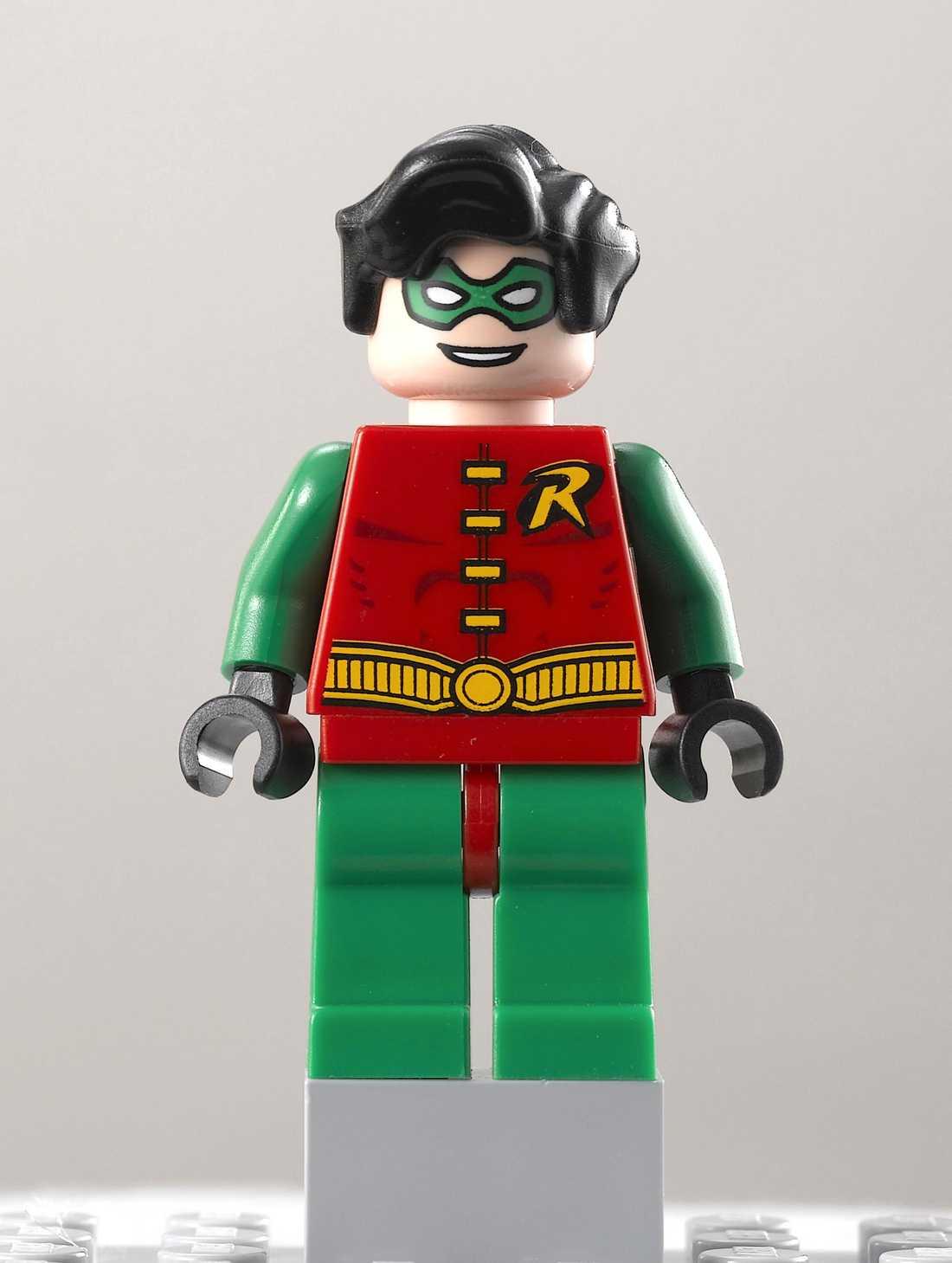 "Robin från ""Batman""."