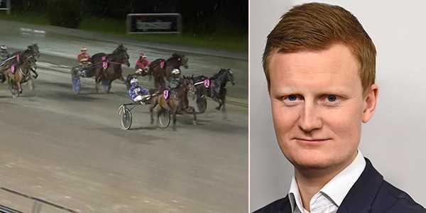 """Han drog ner byxorna på sina konkurrenter"", sa TV4-experten Patrik Fernlund om Zarenne Fas insats."