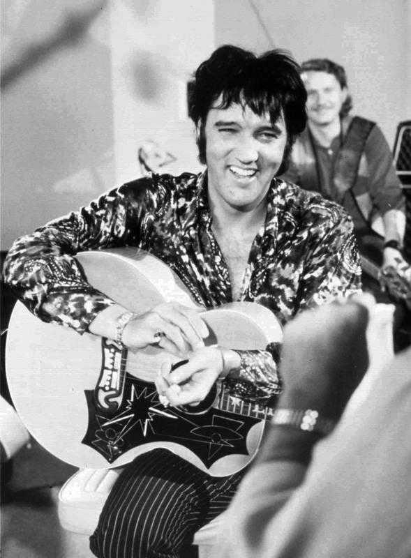 Presley.