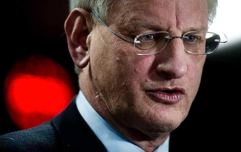 Carl Bildt valdes in i Lundin-styrelsen 2000.